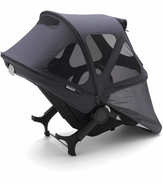 View larger image of Bugaboo Donkey2 Breezy Sun Canopy - Stellar Collection
