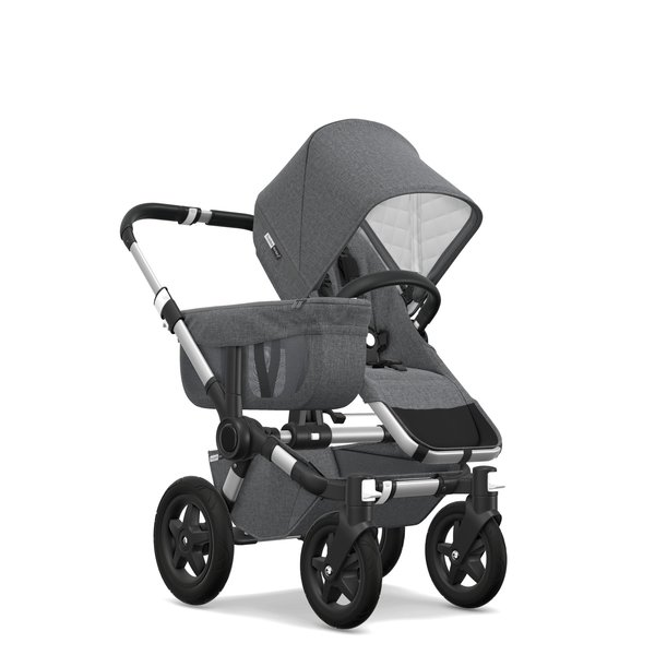 View larger image of Donkey2 Mono Classic Complete - Aluminum/Grey
