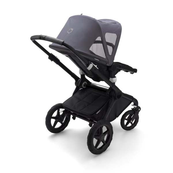 View larger image of Bugaboo Fox/Cameleon3 Breezy Canopy - Steel Blue