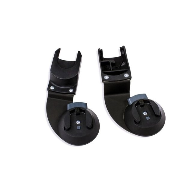 View larger image of Indie Twin Car Seat Adapter, Single - Clek/Cybex/Nuna/Maxi Cosi