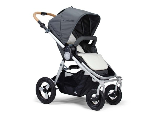 View larger image of Organic Cotton Stroller Seat Liner