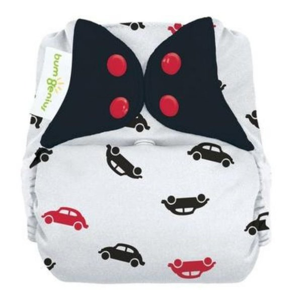 View larger image of Freetime - All in One Cloth Diaper