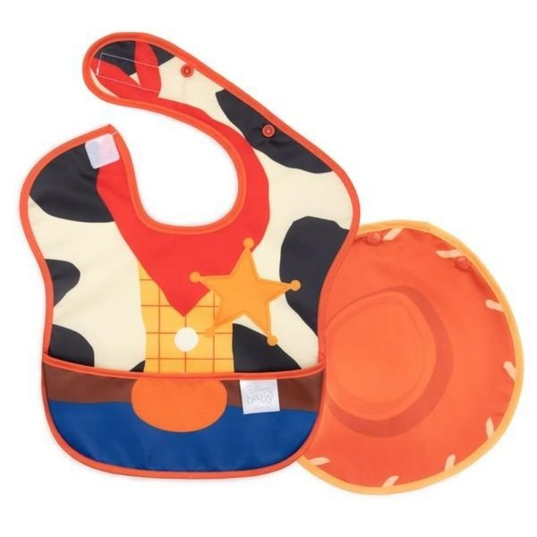 View larger image of Caped SuperBib - Toy Story