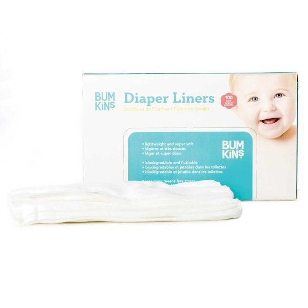 View larger image of Flushable Diaper Liner 100 pack
