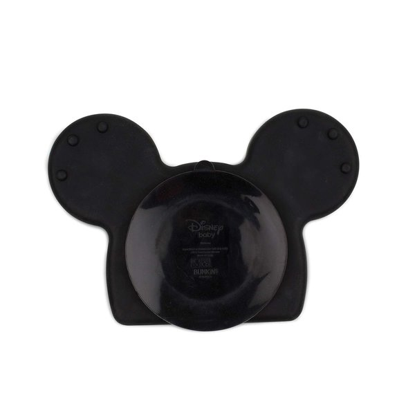 View larger image of Silicone Grip Dish - Mickey