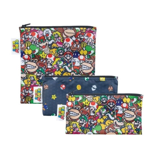 View larger image of Reusable Snack Bag 3 Pack - Disney