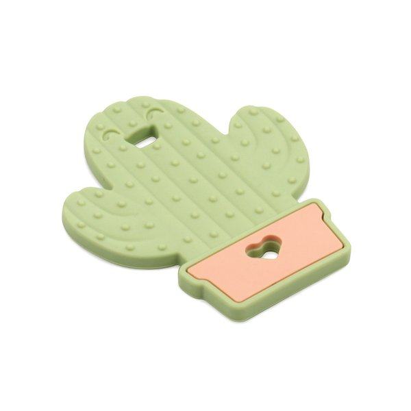 View larger image of Silicone Teether - Cactus