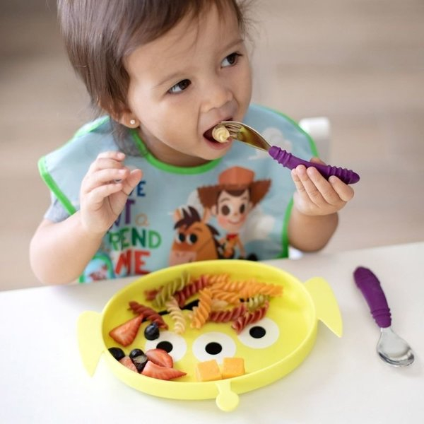 View larger image of Silicone Grip Dish - Toy Story