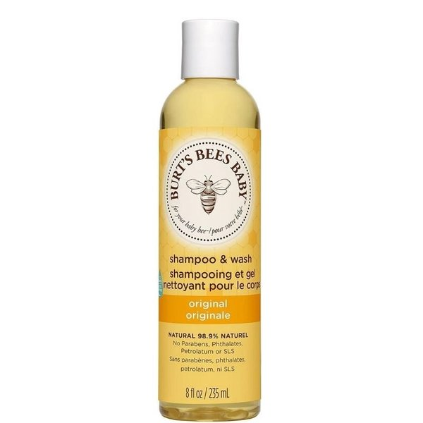 View larger image of Baby Bee Shampoo & Body Wash - 235ml