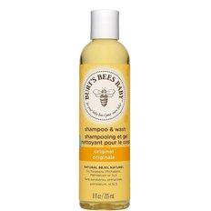 Baby Bee Shampoo & Body Wash - 235ml