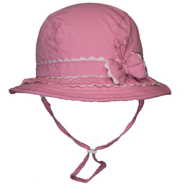 View larger image of Butterfly Sun Hat - Candy Pink