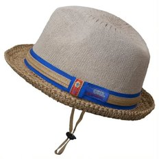 Boys Hat With Adjustable Crown - Tan