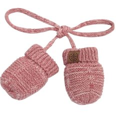 Mixed Knit Mittens