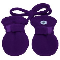 Baby Fleece Mittens with Cord