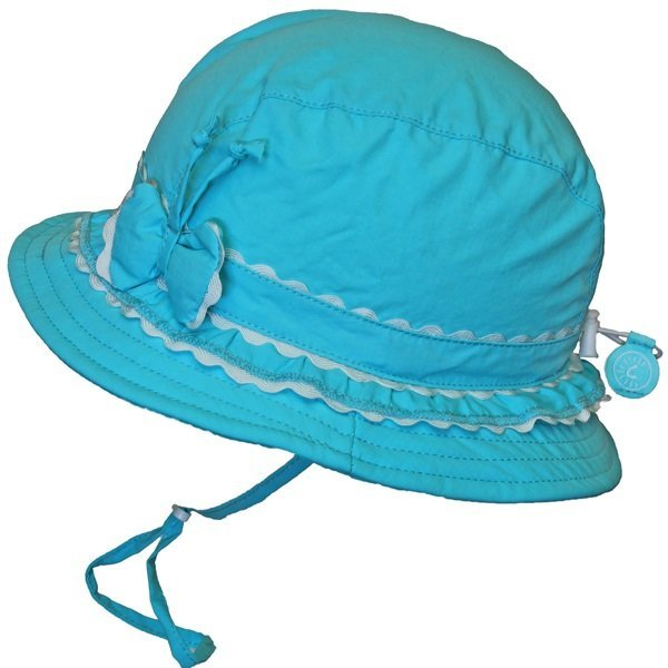 View larger image of Butterfly Sun Hat-Aqua