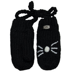 Cat Mitts With String
