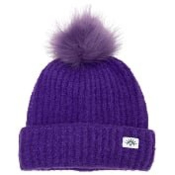 View larger image of Faux Fur Pom Hat