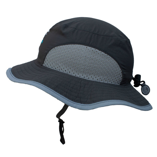 View larger image of Mesh Quick Dry Hat - Granite