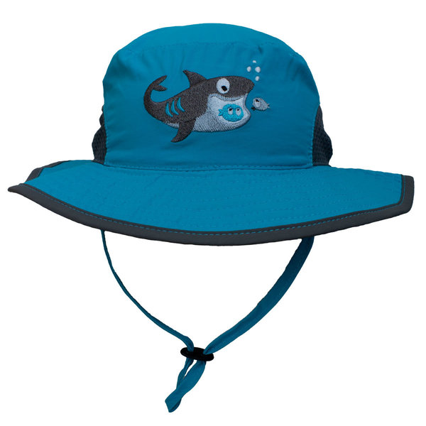 View larger image of Mesh Quick Dry Hat - Turquoise