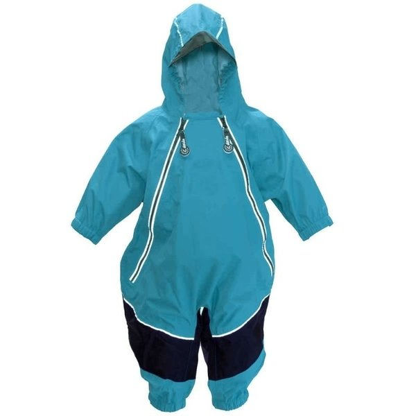 View larger image of One Piece Double Zippered Rain Suit