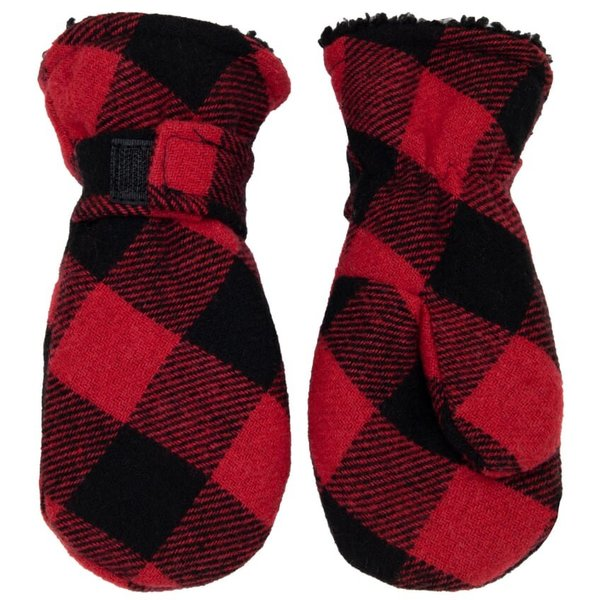 View larger image of Plaid Mitts