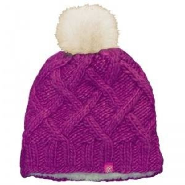 View larger image of Pom Hat - Raspberry
