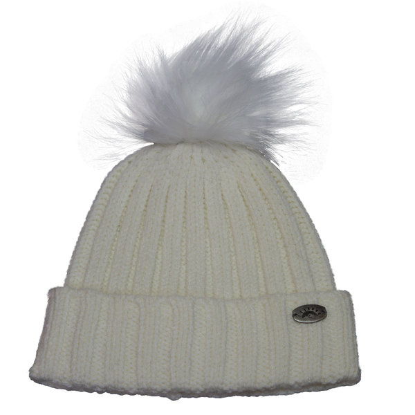 View larger image of Pom Knit Hat