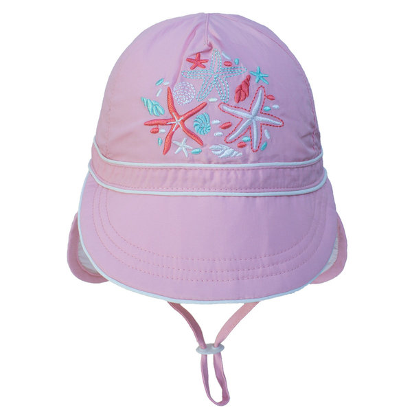 View larger image of UV Flap Hat - Blossom