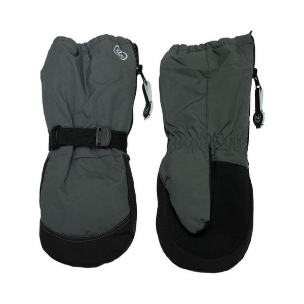 View larger image of Waterproof Long Cuff Zipper Mittens - Small