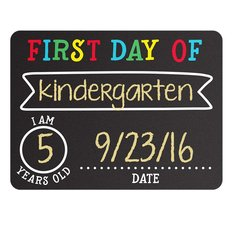 First & Last Day Chalkboard Signs