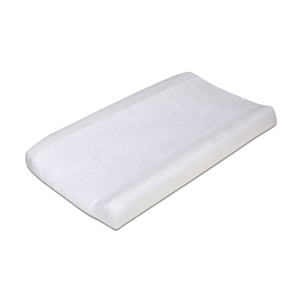 View larger image of Change Pad Cover -White Jersey