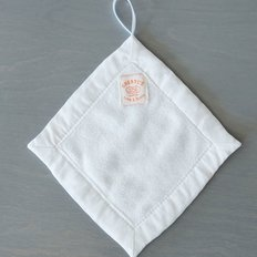Baby Sateen Snoother Cloth - 2 Pack