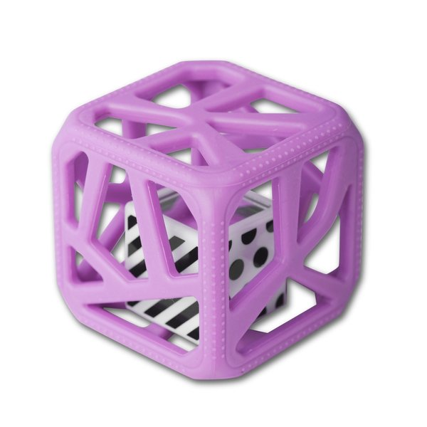 View larger image of Chew Cube - Purple