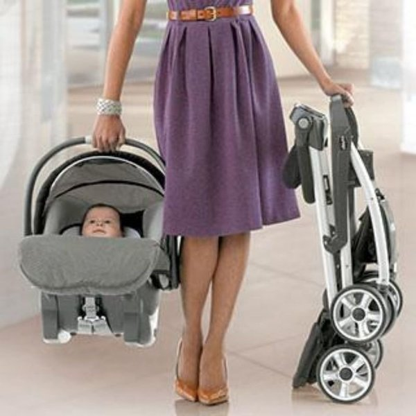 View larger image of KeyFit Caddy Frame Stroller