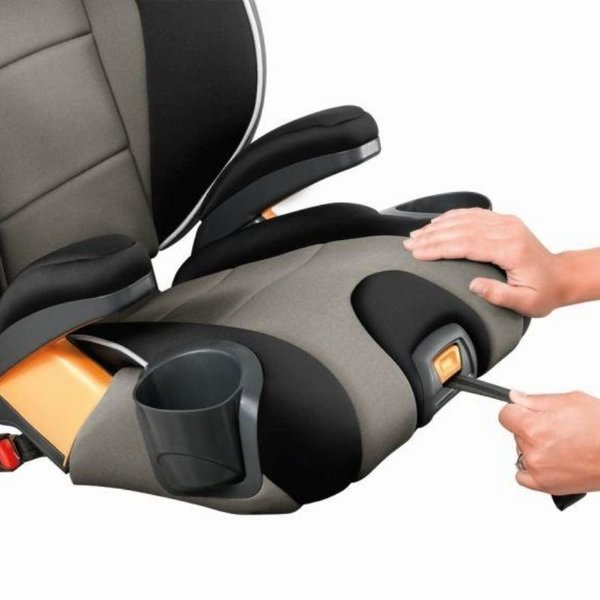 View larger image of KidFit 2-in-1 Belt-Positioning Booster - Jasper