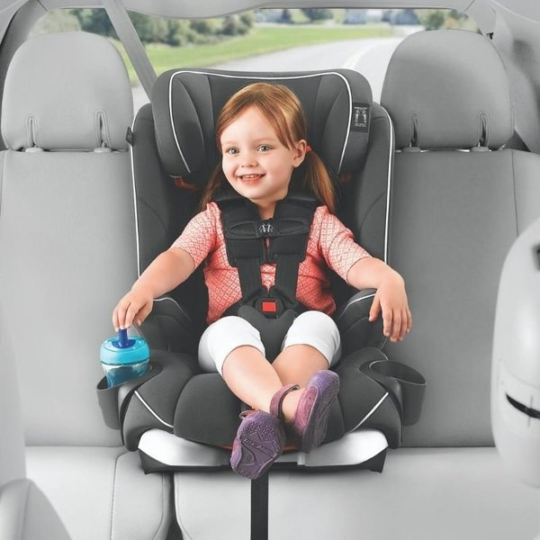 View larger image of My Fit Harness + Booster Car Seat - Notte