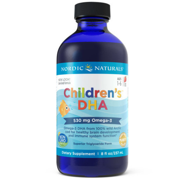 View larger image of Children's DHA Liquid-237ml