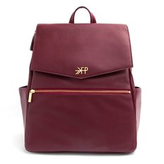 Classic Diaper Bag - Burgundy