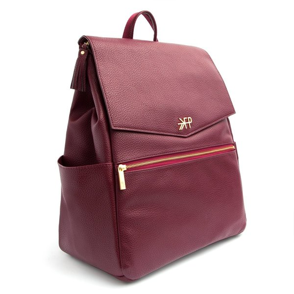 View larger image of Classic Diaper Bag - Burgundy