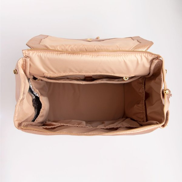 View larger image of Classic Diaper Bag - Rose Gold