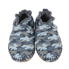 Classic Moccasin - Camo - 0-6 Months