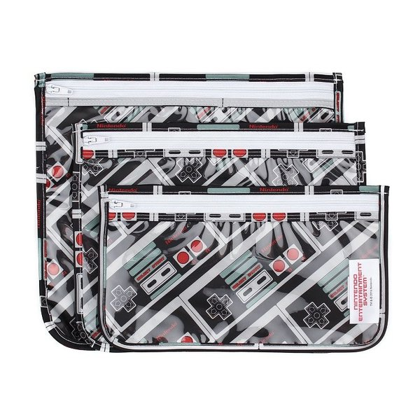 View larger image of Clear Travel Bag - NES Controller