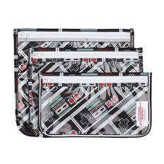 Clear Travel Bag - NES Controller
