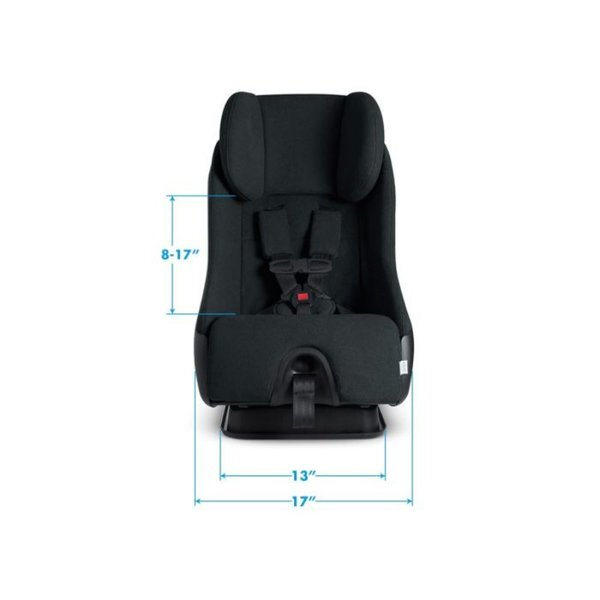 View larger image of 2019 Fllo Convertible Car Seat - Mammoth Wool