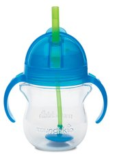 Click Lock Weighted Flexi-Straw Cups - 7oz