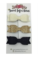 Clip Mini Bow Set