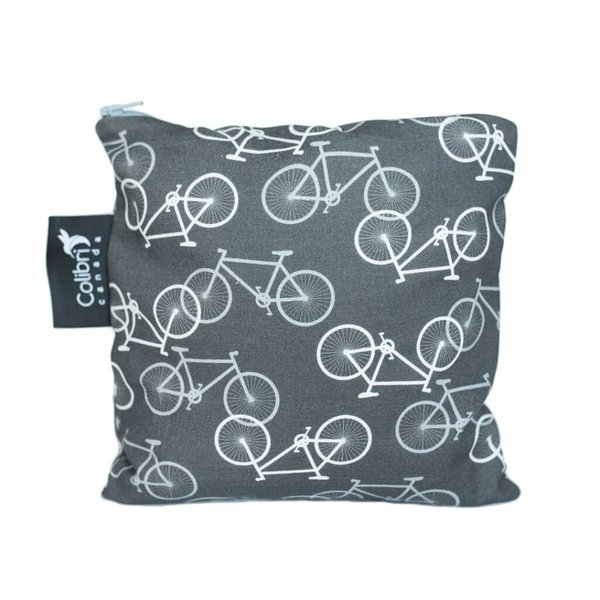 View larger image of Large Snack Bag - Bikes