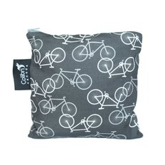 Large Snack Bag - Bikes