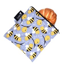 Large Snack Bag - Bumble Bee