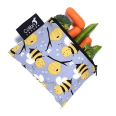 Small Snack Bag - Bumble Bee